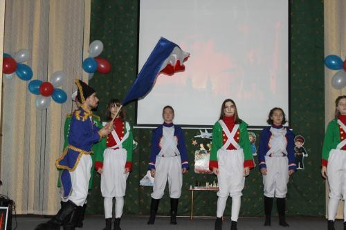 """Танец """"Бородино"""""""